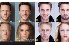 Privacy concerns raised over app that makes you look older through artificial technology