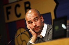 Pep: I just wasn't enjoying myself any more