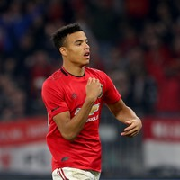 17-year-old Greenwood praised after first senior Man United goal in victory over Leeds
