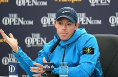 McIlroy says Olympics U-turn fuelled by fear of regret