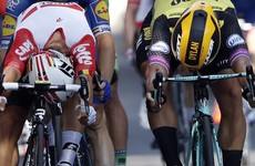 Aussie rookie Ewan wins Tour bunch sprint in Toulouse