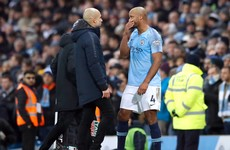 City players to decide new captain, says Guardiola