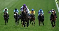 O'Brien family celebrate as Camelot steals the spoils at Epsom