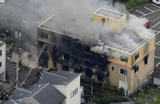 24 people killed in suspected arson attack at Japanese animation studio