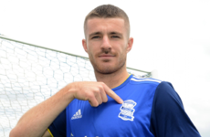 Ireland midfielder Crowley completes move to Birmingham on two-year deal