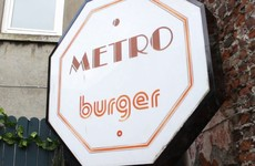 How the beloved Metro Burger Sign was saved from the rubbish tip and found a new home