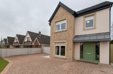 Brand new five-bed homes on offer in commuter-friendly Celbridge