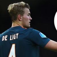 Juventus make De Ligt world's most expensive defender