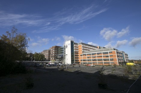 The Mater Hospital.