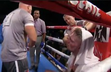 Jason Quigley saved from himself in gruelling first career defeat