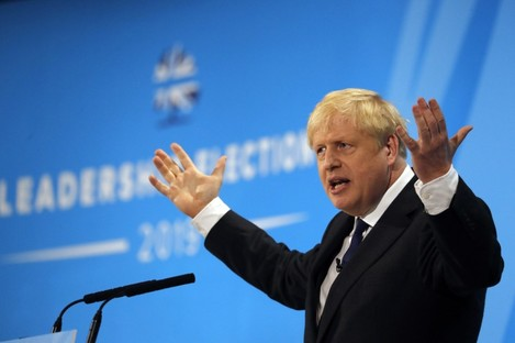 Tory leadership race frontrunner Boris Johnson has repeatedly said that the threat of no-deal could be used to win a better Brexit deal.