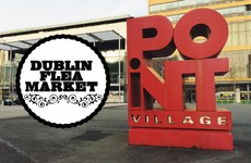 Dublin City Council is 'exploring' new sites for the Dublin Flea Christmas Market