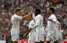 Welbeck hands England win in final warm-up