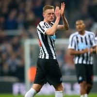 Newcastle midfielder flattered by Man United transfer links
