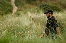 Shane Lowry lights up The Open and shares the lead after day 2