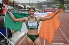18-year-old O'Connor wins Ireland's first heptathlon medal with brilliant silver in Sweden