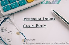 Just under €300 million paid out last year for personal injuries