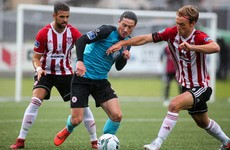 Floodlight failure delays kick-off but Derry shine in win over Sligo