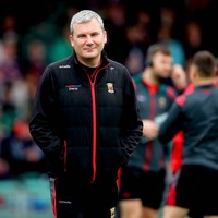 James Horan rings the changes for Mayo's battle Royal