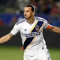 Hat-trick hero Zlatan dominates LA derby