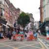 'Streets are for the people': Dublin street blocked by protesters as part of 'car-free' demonstration