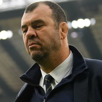 Cheika prepared to leap before he's pushed after World Cup