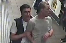 British police hunt for two men after gas release on London Tube carriage