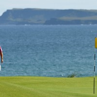 G-Mac happy with early efforts as conditions set to offer low-scoring opportunities at Portrush