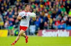 McGeary comes in for Tyrone in Super 8s clash against Cork