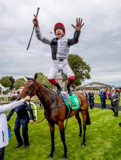 Gosden and Frankie to the fore again in Irish Oaks