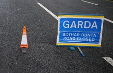 Man dies after collision between motorcycle and car in Cork