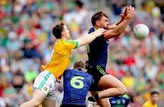 LIVE: Mayo v Meath, All-Ireland SFC Super 8s