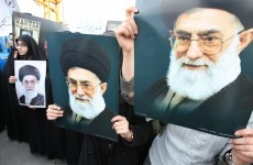 Iran's supreme leader: 'Thunder will fall on Israel if it attacks'