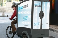 Dublin shops to get deliveries by bicycle