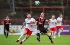 Swan's double helps Bohs back to winning ways in Dublin derby
