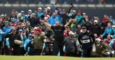 Shane Lowry weathers the storm to win The Open at Royal Portrush