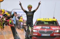 Yates climbs to second stage win as Thomas reduces Alaphilippe's lead
