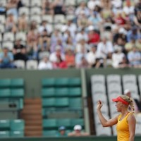 'A disgrace' -- Wozniacki attacks French Open officials