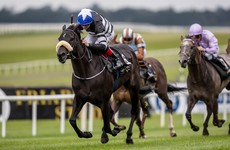 Another sprint star for Lynam as Soffia storms to victory at the Curragh