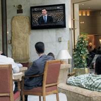 Syria facing 'a foreign plot' for destruction, insists Assad