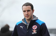 O'Shea returns to Reading to take up first coaching role after retirement