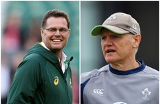 Rassie's Springboks make impressive start to underline Ireland's challenge