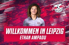 Chelsea youngster Ampadu off to the Bundesliga with RB Leipzig