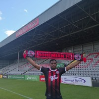Bohemians boost striker options with signing of Andre Wright