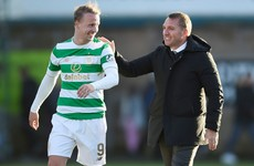 'Brendan Rodgers stepped in. I owe a thank you to him' - Griffiths on depression battle