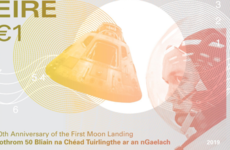 An Post acknowledges Irish spelling error on commemorative moon stamps