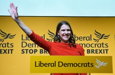 UK's Lib Dems elect first female leader, as she bids to do everything possible to 'stop Brexit'
