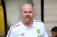 'Does being gay mean you can't be a good footballer? No. So let's crack on' - Dyche