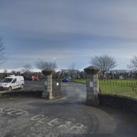 Man charged in connection with incident at Dundalk cemetery