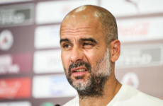 Guardiola hits back at 'false' claim of disrespect from Chinese media